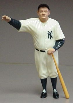 Babe Ruth original Hartland Sports Action Figure