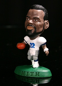 Corinthian Headliners Emmitt Smith action figure