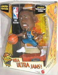 Grant Hill Ultra Jams action figure from Mattel