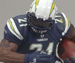 "Photo of LaDainian Tomlinson 12"" Sports Action Figure from McFarlane"