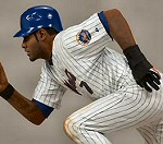 Photo of the New York Mets Jose Reyes chase figure for MLB 18 of Sports Picks, from McFarlane