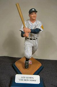 Lou Gehrig figure from Romito